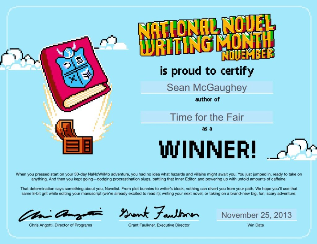 Sean-2013Nanowrimo-WinnersCertificate